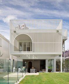 Facade Design, Exterior Design, Interior And Exterior, House Design, Facade Architecture, Residential Architecture, Contemporary Architecture, Japanese Architecture, Sustainable Architecture