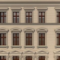 13 historic berlin houses 3d dxf
