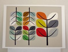 """love this print from 1969 """"Helsinki Afternoon Autumn by Inaluxe"""
