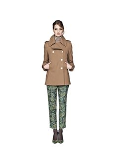 By Malene Birger is an international designer brand bringing an artistic angle to contemporary classics. Scandinavian Fashion, Silk Pants, Malene Birger, Dress For Success, Paisley Print, Military Jacket, Branding Design, Luxury, Jackets
