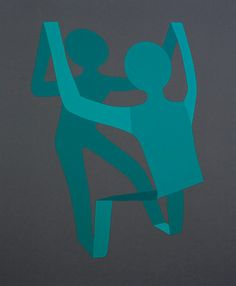 Artist Geoff McFetridge, could be a neat novel cover.