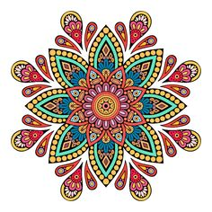My Coloring Book Mandala Art Lesson, Mandala Drawing, Mandala Tattoo, Mandala Coloring Pages, Coloring Book Pages, Oil Painting App, Flower Phone Wallpaper, Soul Art, Hippie Art