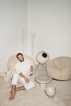 Simon Porte Jacquemus  Romain Bernardie-James #homedecor #interiors #design #style