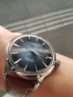 [Seiko] Presage Cocktail Time http://ift.tt/2BKy7E6
