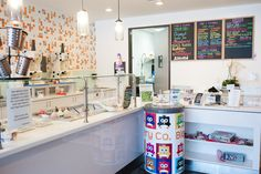 Dessert Tour:  Blockheads (Alhambra location.)