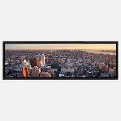 New York Skyline View, $110, now featured on Fab.