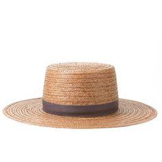 Janessa Leone Wright Sun Hat (1,025 CNY) ❤ liked on Polyvore