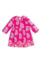 Masalababy'Muni' Paisley PrintDress (Toddler Girls, Little Girls & Big Girls)