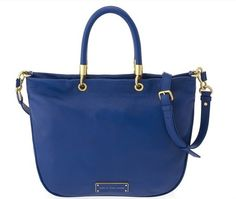 Marc by Marc Jacobs: Too Hot to Handle http://www.chiara-online.pl/759-too-hot-to-handle-mini-shopper-bauhaus-blue-marc-by-marc-jacobs-fw-13.html