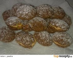 Cukroví - plněné ořechy Fours, Muffin, Cookies, Breakfast, Biscuits, Morning Coffee, Muffins, Cookie Recipes, Cupcakes