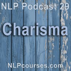 Charisma Being able to develop charisma has many benefits in life. We are talking about some shallow phony. We talking about developing the ability to connect with people on a deep level. In this podcast we explore: What is reality? How to build a new internal reality How to use this idea of reality to …