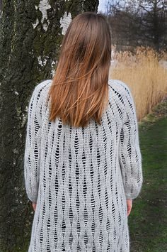 Ravelry: Bark cardigan pattern by Sidsel Sangild #crochet #sidselsangild #sangilld #cardigan #diy #handcraft #pattern
