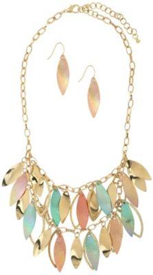 2 Row Sparkling Necklace