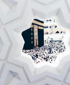 Image about muslim in Islam Mecca Wallpaper, Allah Wallpaper, Islamic Quotes Wallpaper, Mobile Wallpaper, Masjid Haram, Mecca Masjid, Islamic Images, Islamic Pictures, Photos Islamiques