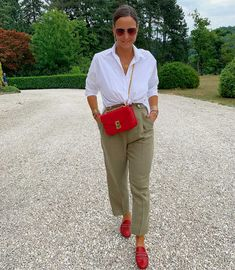 In this look Tanja Jager wears clothes from Fashionette, Mango, Otto and Moderneves Mode Outfits, Chic Outfits, Spring Outfits, Fashion Outfits, Womens Fashion, Over 60 Fashion, Work Fashion, Fashion Looks, Looks Chic