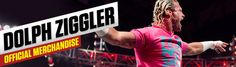 WWEShop: Dolph Ziggler Official Merchandise
