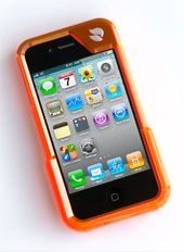 #Bayer #MaterialScience plastics are used in #consumer applications such as this protective iPhone #case from #Innovez. The case is made from #polycarbonate in a variety of vivid #colors. http://baycc.biz/z9Cjrqx #ergonomic #smartphone #protection #PC #recycle