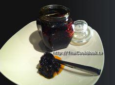 How to Make Thai Roasted Chili Sauce Nam Prik Pao Recipe, Thai Recipes, Asian Recipes, Chili Paste Recipe, Shrimp Paste, Viet Food, Pork Belly, Food Processor Recipes, Sauces