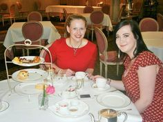 Afternoon Tea with a gorgeous friend