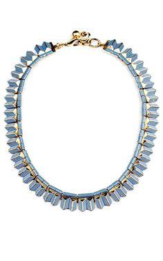 Wavelength Necklace by Lulu Frost - Moda Operandi