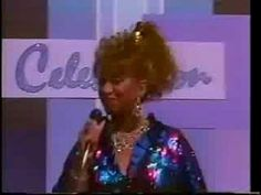 CELIA CRUZ singing