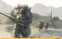 Warhammer 40000,warhammer40000, warhammer40k, warhammer 40k, ваха, сорокотысячник,фэндомы,Iron Hands,Space Marine,Adeptus Astartes,Imperium,Империум,Pre-heresy