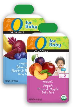 O Organics Baby Food Pouches | Moms Meet