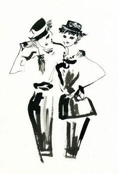 """""""Dakota & Elle Fanning by Mario Sorrenti for W Magazine"""" 昨日に引き続き本日も姉妹!ダコタ&エル・ファニング、W Magazineの11月号に登場です。 二人ともドキッとするほど大人っぽくなっています。"""