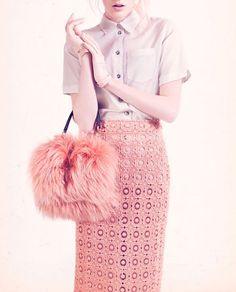Quinta Witzel by Justin Hollar for Nylon March 2012 via A Glamorous little side project.
