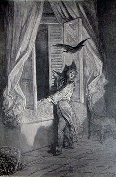 Edgar Allan Poe, The Raven.