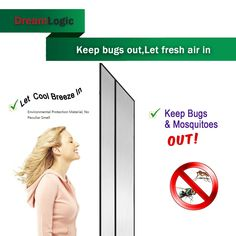 """Magnetic Screen Door,Keep Bugs Out, Pet & Toddlers Friendly,Eco-friendly,Hands Free,Close Automatically,Fits Door up to 34""""x82"""""""