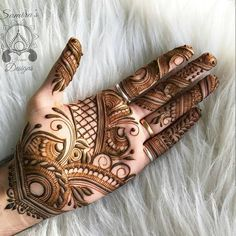 Latest Simple and Easy Mehandi Design Mehandi Design for Wedding - Fashion Palm Mehndi Design, Peacock Mehndi Designs, Full Mehndi Designs, Latest Arabic Mehndi Designs, Henna Art Designs, Mehndi Design Pictures, Mehndi Designs For Girls, Wedding Mehndi Designs, Dulhan Mehndi Designs
