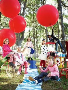 donna hay circus party - Google Search