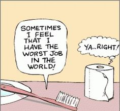 Worst Job in the world....not!