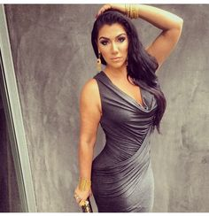 Asa Soltan, love her in Shahs of Sunset. Her music is awesome.