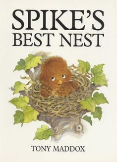 SPIKE'S BEST NEST by Tony Maddox #bookreview #IndianMomsConnect #book
