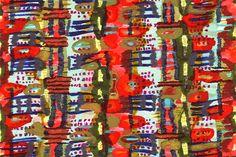 dublab patterns - Kristin Reger