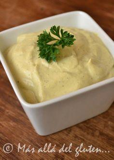 Dip de Alcachofas (Receta Vegana). Más allá del gluten