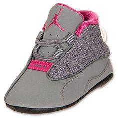 NWT 5 PC NIKE JORDAN BABY GIRLS PURPLE JACKET PANTS TOP BIB HAT ...