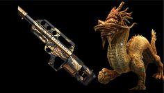 Armas del Dragon Negro - Medico - Piledriver Black Dragon a 60 fps