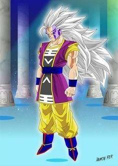 Goku x Zeno  Fusion #Fanmadefusion #Dragonball super