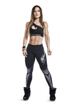 Kryptonite Ultimate Legging - need this outfit pronto! Sport Fashion, Fitness Fashion, Fitness Models, Estilo Fitness, Bodysuit, Girls In Leggings, Moda Fitness, Muscle Girls, Gym Wear