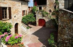 Village de caractère : Vinezac