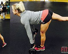 Targeting Different Gluteal Regions | FitnessRX for Women