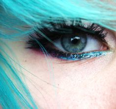 ✝☮✿★ COLORFUL HAIR & MAKEUP ✝☯★☮
