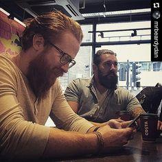 Estes Homens Fantásticos, suas barbas Maravilhosas (Big Beards)
