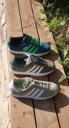 half off a14b8 2fd1c adidas originals Gazelle 2. StreetwearGr · Retro Soccer Shoes