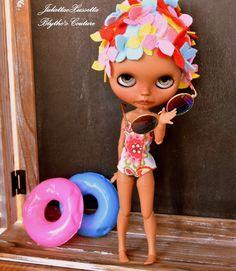 Blythe swimming suits by JuliettaeXussetta