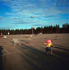 Lars Tunbjork - balloon