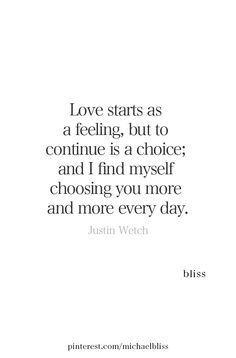 I told my parents today I choose you and they were not happy but I think they're finally understanding this is what I want for my life. I Choose You Quotes, Love Quotes For Him, Quotes To Live By, Love My Boyfriend Quotes, Relationship Quotes, Life Quotes, Relationships, Hurt Quotes, Love Poems